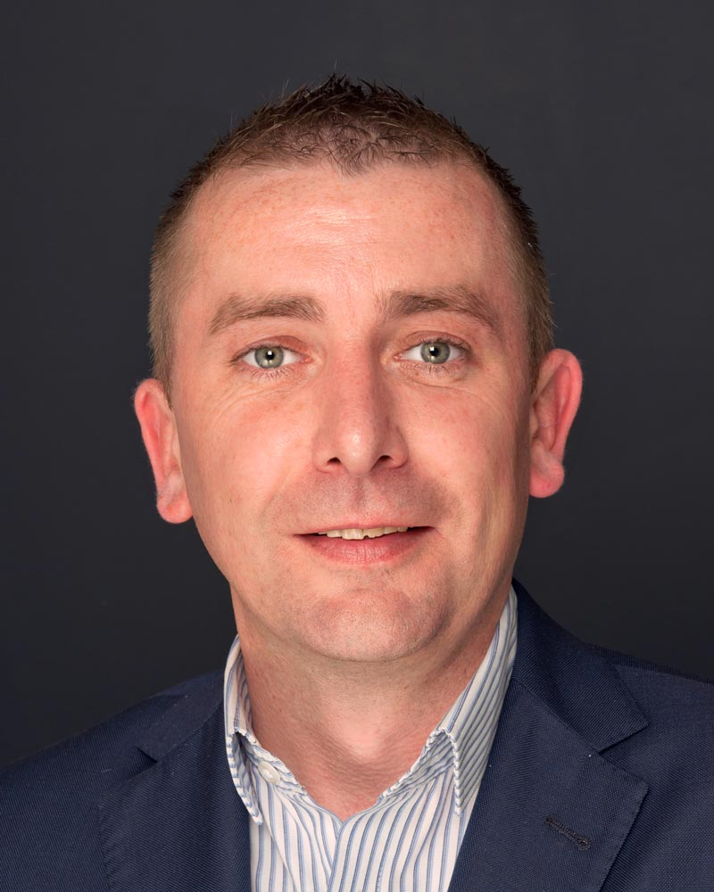 MRICS for Donal Hogan, Head of Project Monitoring