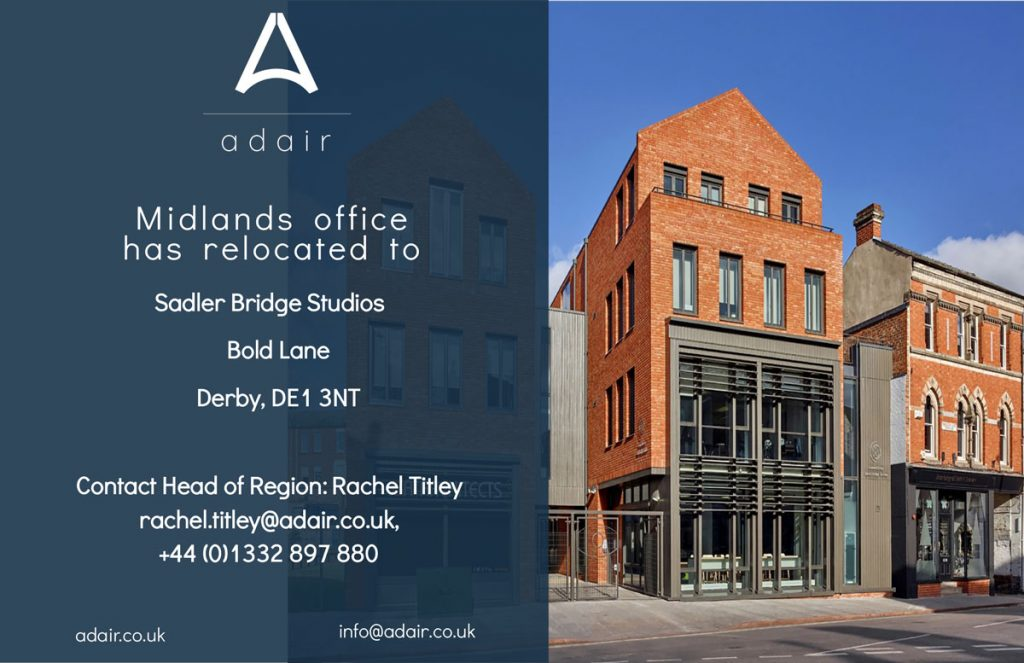 Midlands Office Relocation