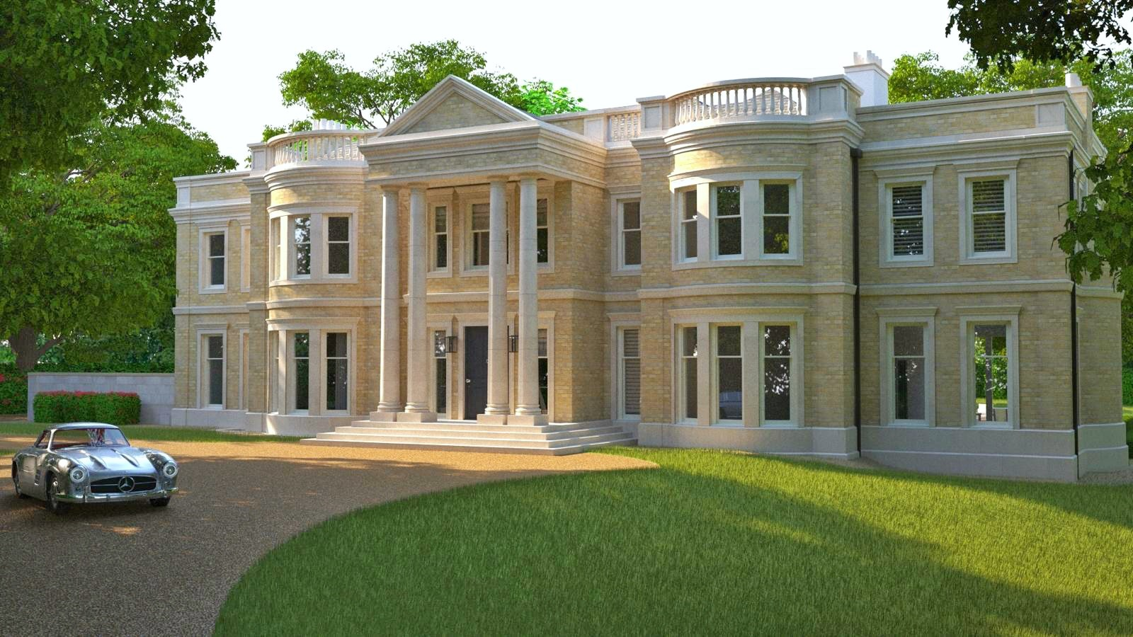 Private Project in Surrey