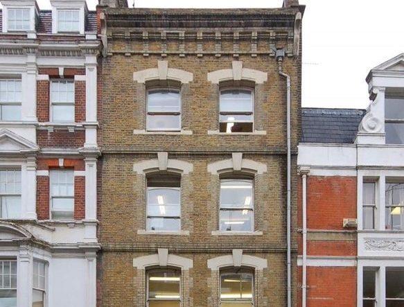 Refurbishment, Great Titchfield Street, London